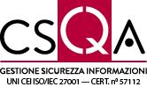 GESTIONE SICUREZZA INFORMAZIONI_certificato